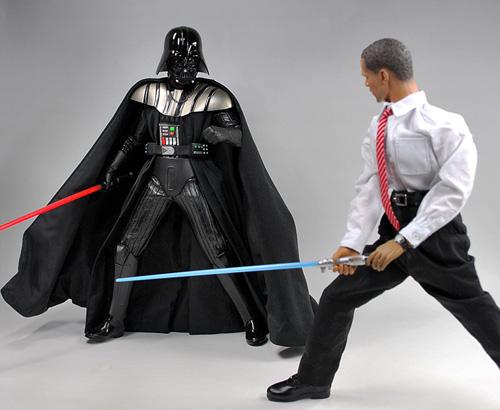 Obama the Jedi