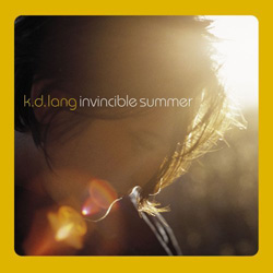k.d. lang - Invincible Summer